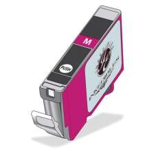 InkEdibles Brand Edible ink cartridge for Canon CLI-251 XL - deep magenta