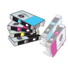 IE-857 - 6 PACK Edible Ink Cartridge Set for CakePro800